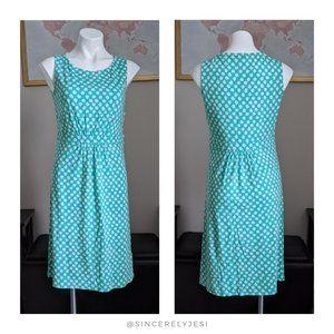 Boden ▪ Green Easy T Shirt Day Dress